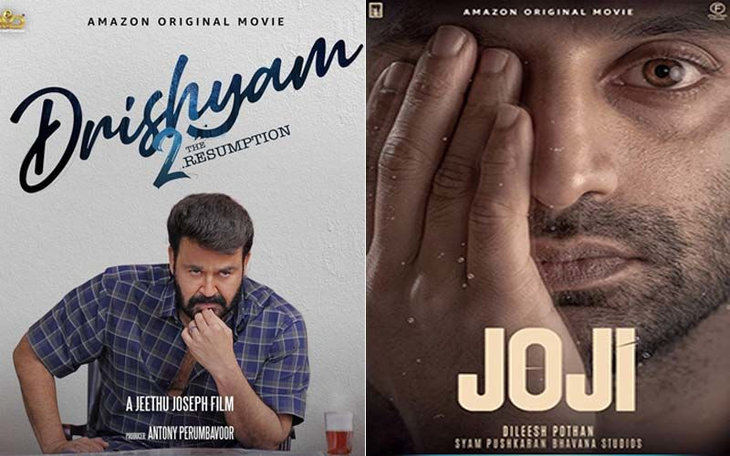 Mohanlal's Drishyam 2 To Fahadh Faasil's Joji, These 2021 Releases Are A Proof  That Malayalam Cinema Is Getting Ahead For Good Content