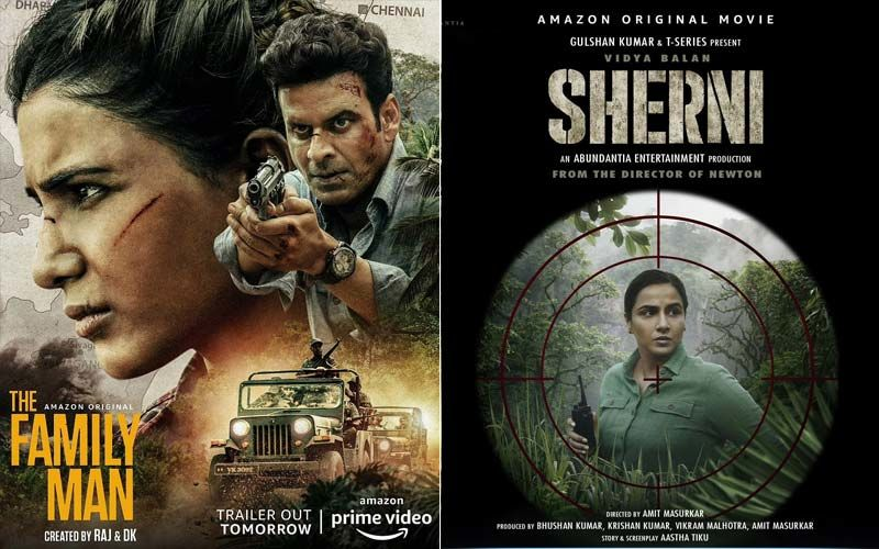 Trend Of The Week: From The Family Man 2 To Vidya Balan's Sherni, Check Out The Round-Up News Of This Week