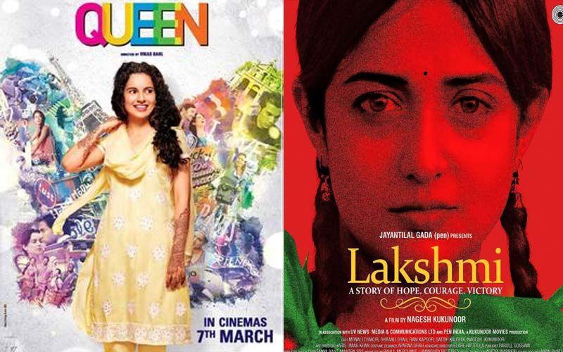 Kangana Ranaut Starrer Queen And Filmmaker Nagesh Kukunoor's Lakshmi; Intriguing Stories To Help Beat Lockdown Boredom This Weekend-PART 35