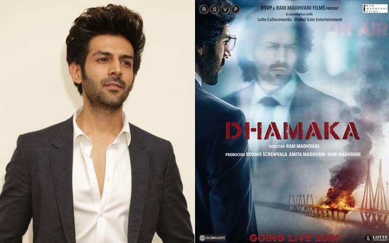 Kartik Aaryan's Dhamaka Likely To Release In August