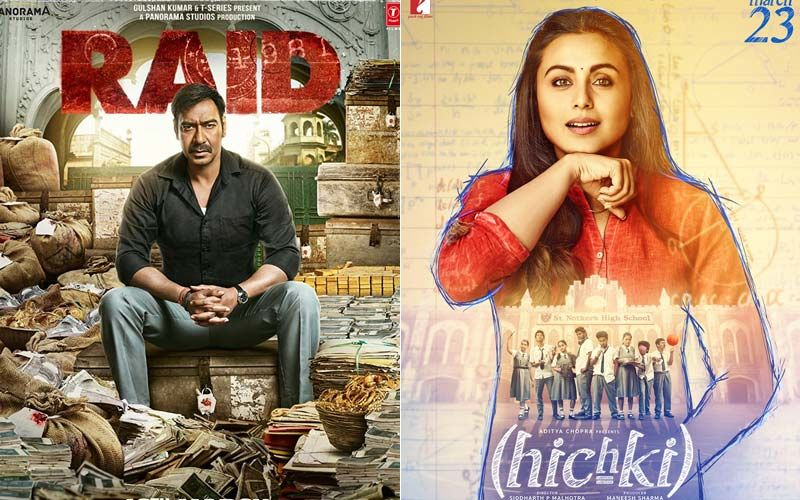 Ajay Devgn's Raid And Rani Mukerji's Hichki: Lockdown Blues Chasers Part 64