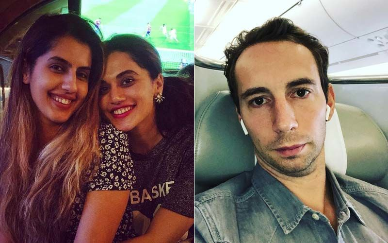 Taapsee Pannu, Along With Sister, Joins Boyfriend Mathias Boe On His Birthday Lunch