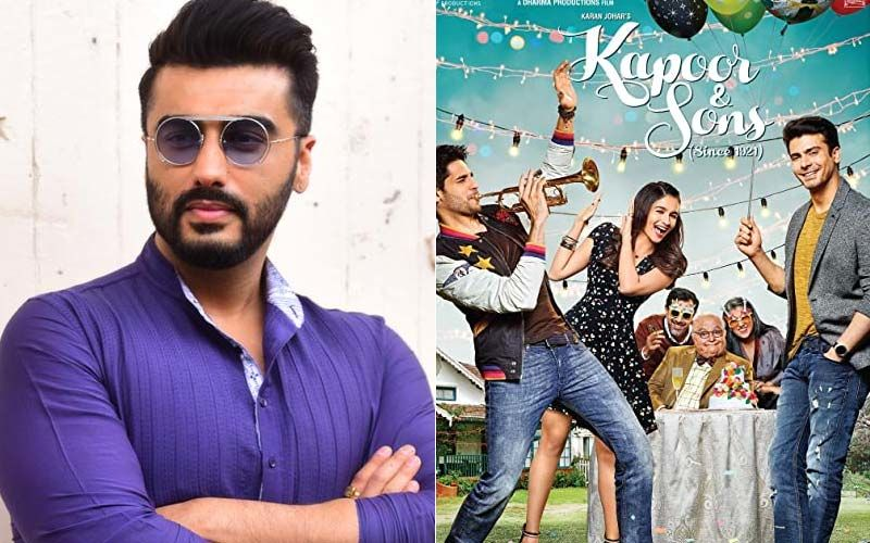 Arjun Kapoor Confesses He Wanted To Do Dharma's Kapoor & Sons; Actor Still Teases Director Shakun Batra For Not Taking Him
