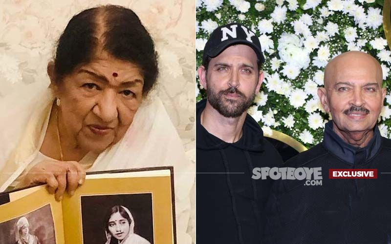 'I Once Sang A Duet With Hrithik Roshan's Grandmother,' Lata Mangeshkar On Her Close Relationship With The  Roshans And A Sweet Request She Has For Them - EXCLUSIVE