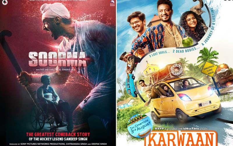 Diljit Dosanjh's Soorma And Irrfan Khan's Karwaan: Lockdown Blues Chasers Part 67
