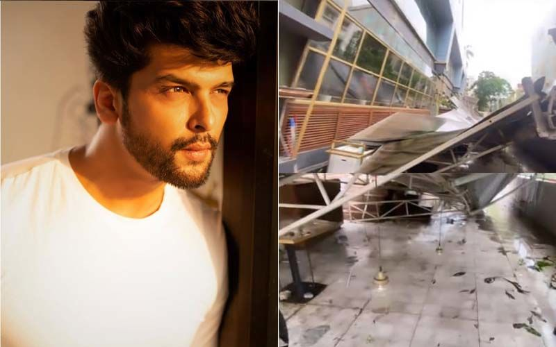 Beyhadh Actor Kushal Tandon's Restaurant Gets Badly Damaged Due To Heavy Mumbai Rains; Says, 'Thankfully No One Got Injured'- PICTURES
