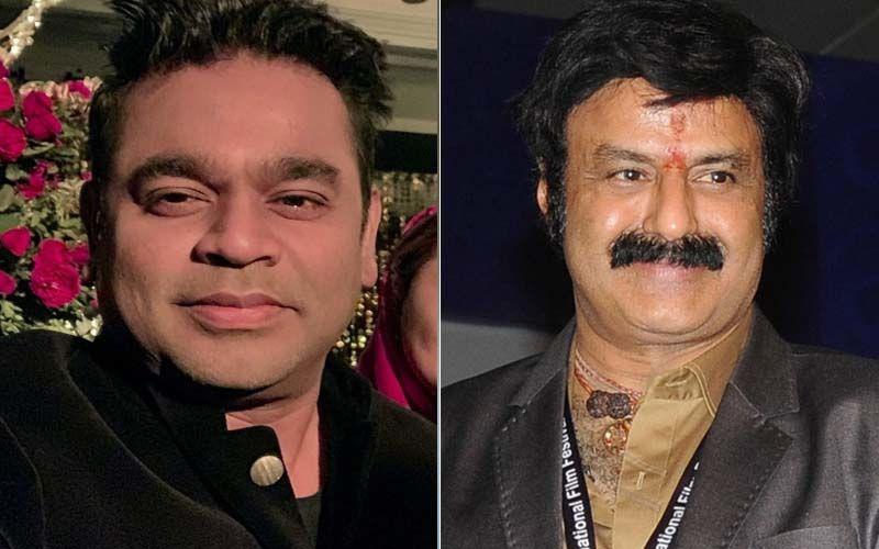 CINE STUCK: The AR Rahman-Nandamuri Controversy Fuels Up But Who Is Nandamuri Balakrishnan?