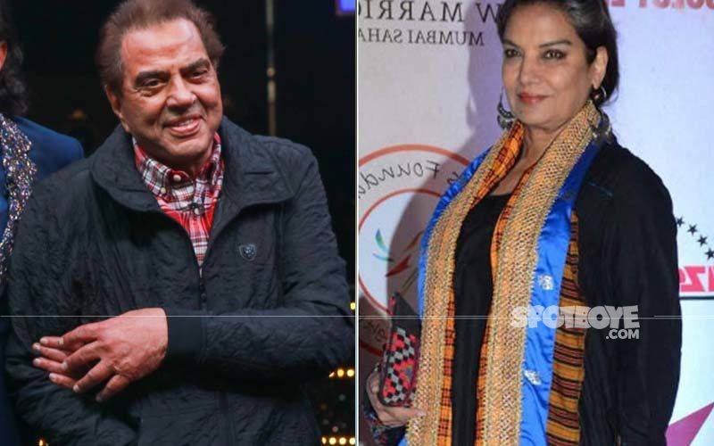 Dharmendra Clears The Air On Working With Shabana Azmi: 'I Have Worked With Her Before'