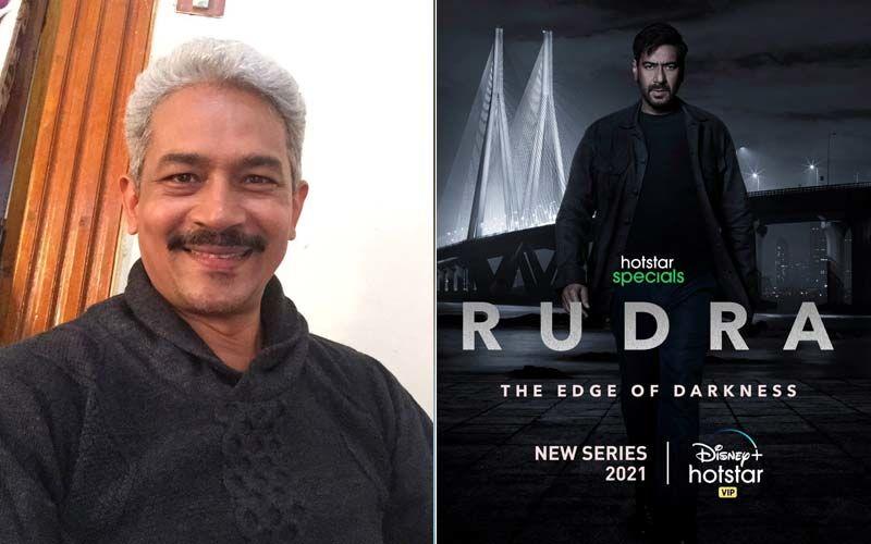 Ajay Devgn And Atul Kulkarni Team Up For Rudra-The Edge Of Darkness
