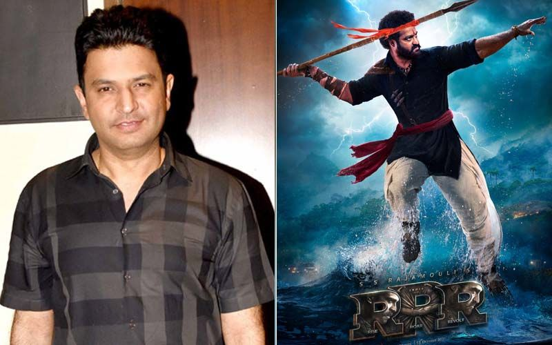 RRR: Bhushan Kumar's T-Series And Lahari Music Bag Music Rights Of Rajamouli's Magnum Opus For All Languages-Deets Inside