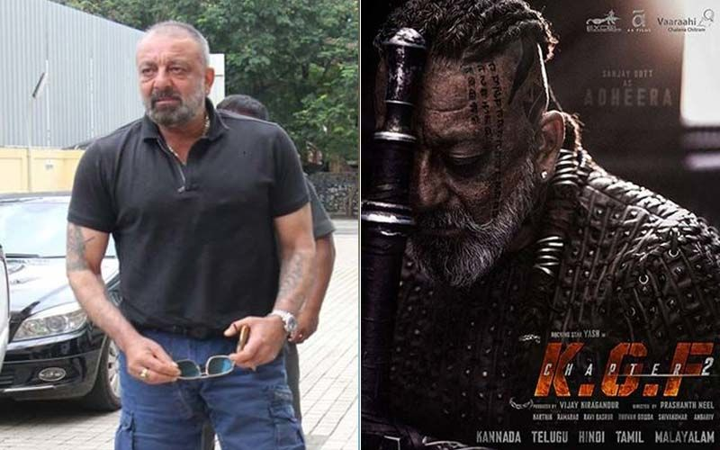 KGF Chapter 2 Adheera Teaser OUT Now: Sanjay Dutt Overwhelmed By The Response On Release Of New Still From The Sequel On His 62nd Birthday