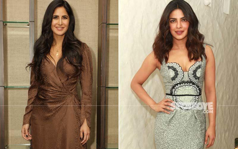 Katrina Kaif And Priyanka Chopra Both July-Born Divas But Poles Apart