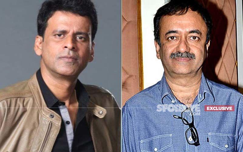 Manoj Bajpayee Denies Being A Part of Rajkumar Hirani's Next-EXCLUSIVE