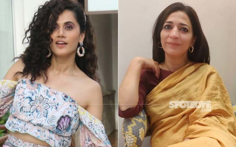Taapsee Pannu Fiercely Defends Her Film 'Haseen Dillruba' After Filmmaker Yasmin Kidwai Says 'It's Impossible To Bear Toxic Masculine Love' – Read The Tweets HERE