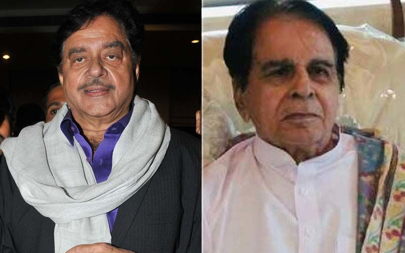 Shatrughan Sinha Remembers Dilip Kumar: 'He Deserved The Bharat Ratna While He Was Alive'