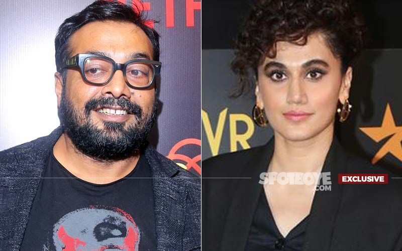 Anurag Kashyap's Taapsee Pannu Starrer Dobaraa Is A Remake Of The Spanish Time-Travel Drama, Mirage - EXCLUSIVE