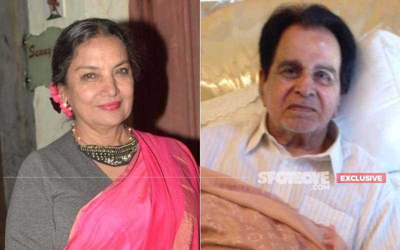 """We Must Not Mourn Dilip  Saab, We Must Celebrate Him,"" Shabana Azmi On Dilip Kumar - EXCLUSIVE"