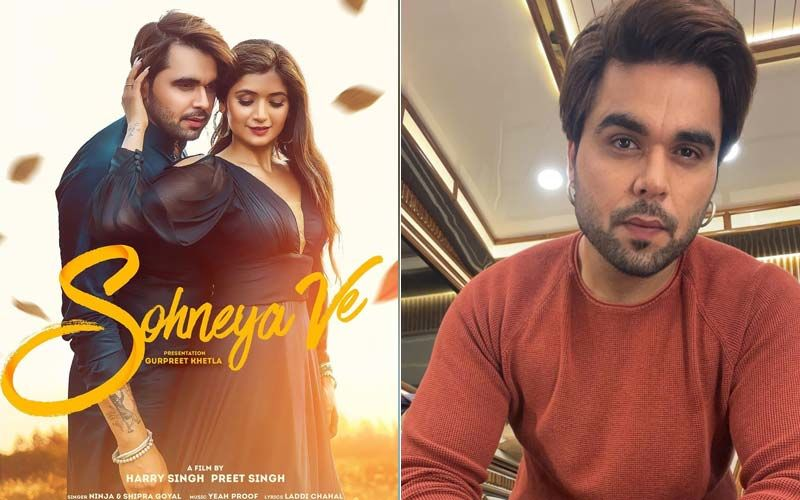 Sohneya Ve: Singer Ninja And Shipra Goyal Make A Stunning On-Screen Couple For Their Upcoming Song; Watch Trailer