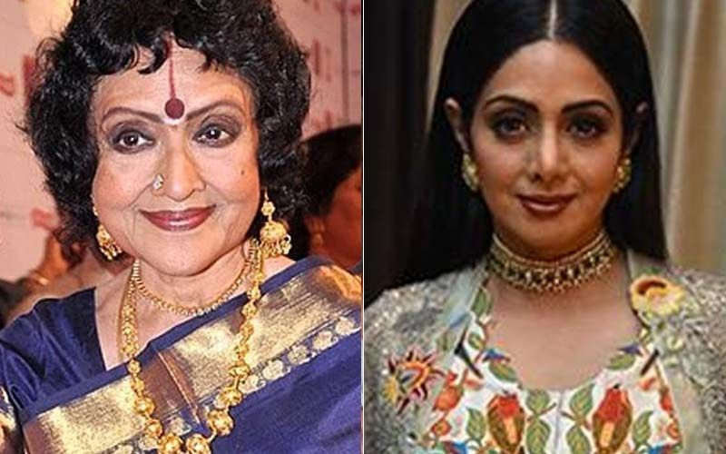 Sridevi And Vyjanthimala Not Only Share Common Birth Dates But Also A Lot More- Tale Of Two Timeless Tamilian Tigresses