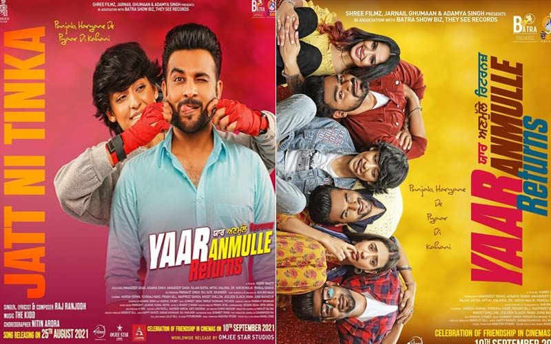 Jatt Ni Tinka: Harish Verma Shares The First Look Poster Of The Song From His Upcoming Film 'Yaar Anmulle Returns'