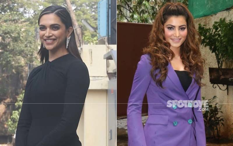 Deepika Padukone And Urvashi Rautela Dazzle In Versace Crop Top But Who Do You Think Wore It Better?