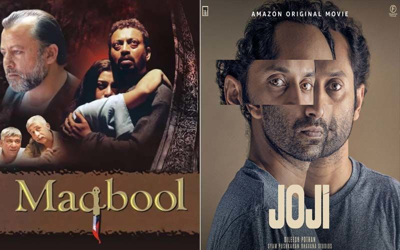 Maqbool And Joji: Two Adaptations Of Shakespeare's Macbeth You Can't Afford To Miss