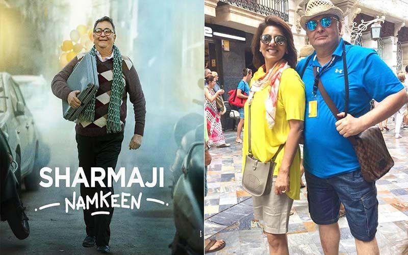 Rishi Kapoor's Daughter Ridhima Shares Poster Of His Last Work Sharmaji Namkeen, Wife Neetu Kapoor Recalls Couple's Last Few Traumatic Years In New York