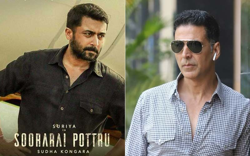 Soorarai Pottru Hindi Remake, Starring Akshay Kumar In The Lead, Is In Early Stages Of Planning, Confirms Director