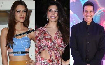 Jacqueline Fernandez Reaches Rajasthan For Bachchan Pandey Shoot; To Join Akshay Kumar And Kriti Sanon On Sets
