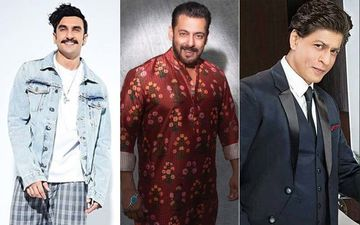 Ranveer Singh, Ranbir Kapoor, Salman Khan, Shah Rukh Khan, Saif Ali Khan: Here's What Our Actors Were Upto In 2020 During The Lockdown