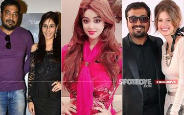 Payal Ghosh On Anurag Kashyap's Ex Wives Supporting Him: 'He Is Such A Good Man That Both Of Them Couldn't Live With Him For 7 Years'- EXCLUSIVE