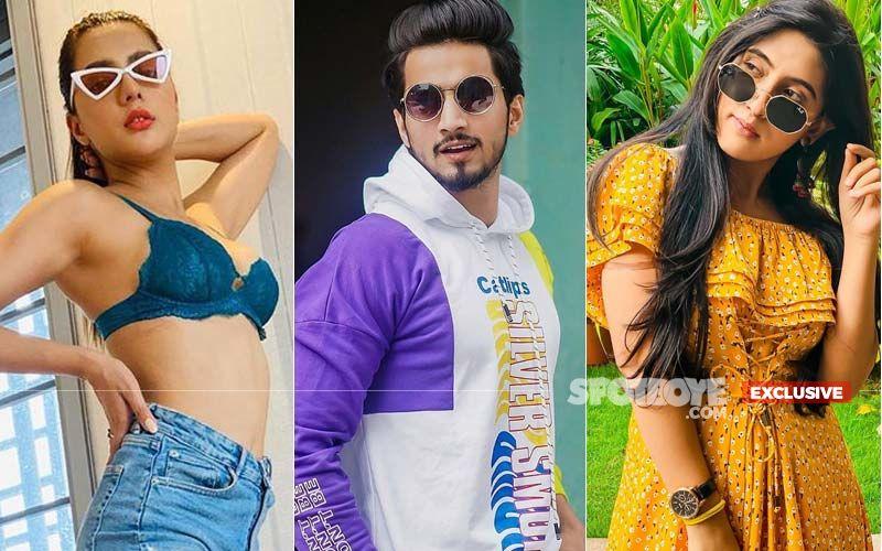 Faisu, Sameeksha Sud And Ruhi Singh INTERVIEW: Trio Shares Their First Experience Feeling Like A Star- EXCLUSIVE