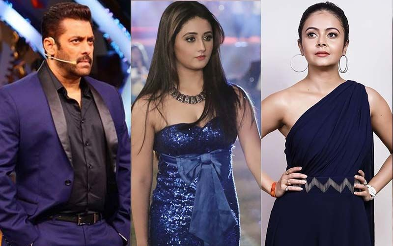 Bigg Boss 13: 'Get Out Of My House' Screams Salman Khan After Accusing Rashami Desai And Devoleena Bhattacharjee Of Ganging Up