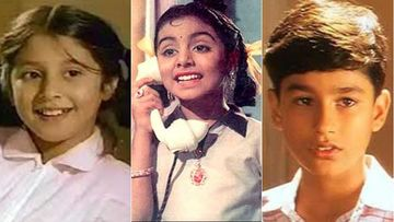 Happy Children's Day 2019: Urmilla Matondkar, Neetu Kapoor, Kunal Kemmu And Other Child Artists Bollywood Has Known
