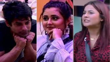 Bigg Boss 13: Shehnaaz Gill Isn't Too Pleased With Sidharth Shukla And Rashami Desai Flirting With Each Other