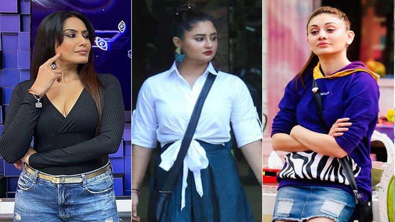 Bigg Boss 13: Kamya Panjabi Questions Rashami Desai-Shefali Jariwala's Friendship,'Why Would She Advice To Leave?'