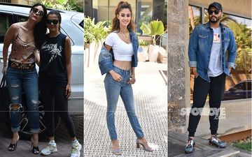 Celeb Spottings: BFFs Kareena-Amrita Papped Together, Disha Patani And Arjun Kapoor Keep It Cool In Denims