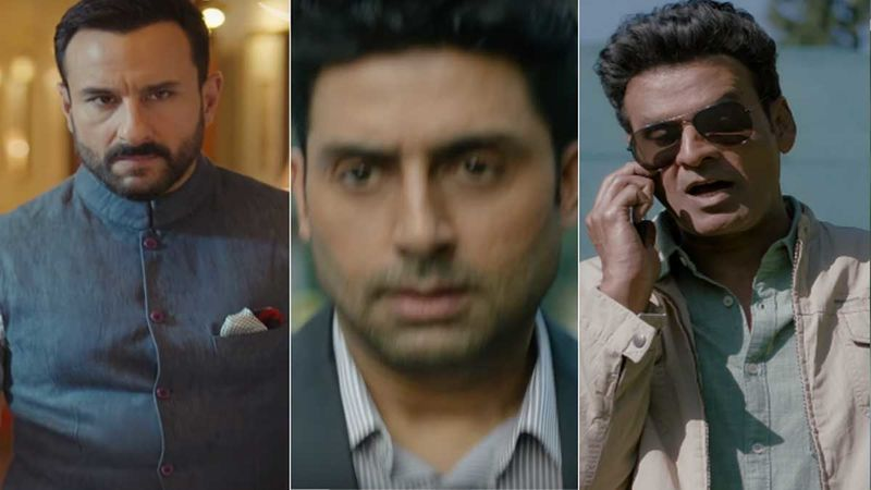 Saif Ali Khan's Dilli, Abhishek Bachchan's Breathe 2 And Manoj Bajpayee's The Family Man 2's First Look Finally Out- Video