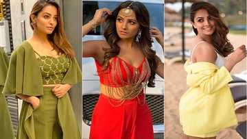 Anita Hassanandani's Week In Pictures: 7 Looks For 7 Days Of The Week