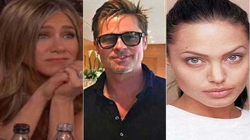 Jennifer Aniston Helped Brad Pitt In Getting Away From Ex-Wife Angelina Jolie? Truth Revealed