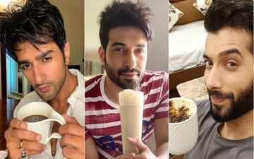 International Coffee Day: Sharad Malhotra, Nishant Singh Malkhani, Angad Hasija And Vijayendra Kumeria Share Their Love For Coffee