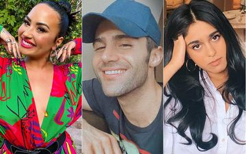 Demi Lovato's Ex-Boyfriend Max Ehrich Is Moving On After Breakup; Bonds With American Idol Alum Sonika Vaid Over A Video Call-Pic INSIDE