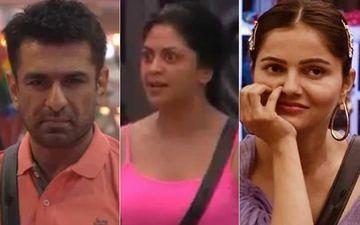 Bigg Boss 14: Netizens Laud Eijaz Khan's Behaviour In Fight With Kavita Kaushik; Bash Rubina Dilaik For Her Mental Health Comment