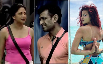 Bigg Boss 14: Aashka Goradia Sides With Eijaz Khan In His Fight With Kavita Kaushik; Says, 'Good You Did Not Abuse On Abuses At You'