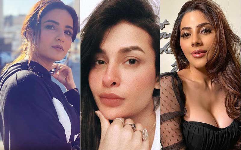 Bigg Boss 14: Jasmin Bhasin, Pavitra Punia And Nikki Tamboli Fight It Out In Nomination Task; Housemates Enjoy The Catfight - WATCH