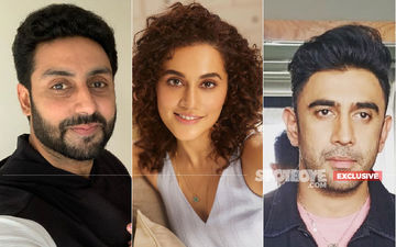 Diwali 2020: Abhishek Bachchan, Taapsee Pannu, Amit Sadh Reveal Festival Of Lights Will Be All About Work And Family-EXCLUSIVE