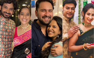 Which Was Your Best Marathi Celebrity Couple This Diwali?