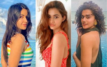 Katrina Kaif, Tiger Shroff, Disha Patani, Neha Dhupia, Kajal Agarwal And More - Stars And Their Starry Trip To Maldives
