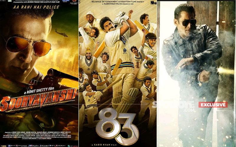 Akshay Kumar's Sooryavanshi, Ranveer Singh's '83, Salman Khan's Radhe; Movie Theatres In India Will Revive Fortunes With List Of Biggies