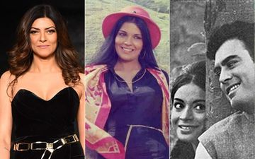 Happy Birthday Sushmita Sen, Zeenat Aman And Rehana Sultan - November Borns Who Proved To Be Clutter-Breakers